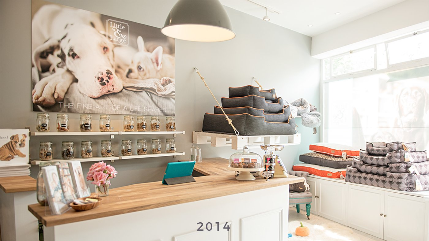 little and large pet boutique in south west london